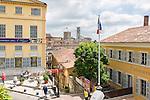 France, Provence-Alpes-Côte d'Azur, Grasse: Perfumery Fragonard with the Perfume-Museum   Frankreich, Provence-Alpes-Côte d'Azur, Grasse: Parfumerie Fragonard mit dem Parfuem-Museum