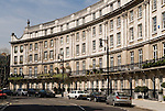Wilton Crescent central London SW1. England. 2006.