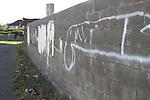 Boyne Rovers Laneway Rubbish