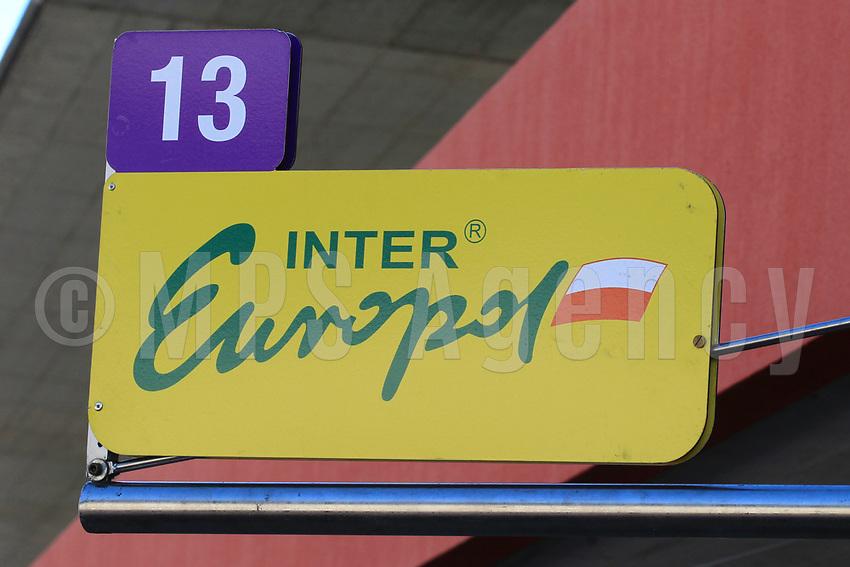 LOGO INTER EUROPOL COMPETITION (POL)