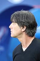 Bundestrainer Joachim Löw - EM 2016: Deutschland vs. Polen, Gruppe C, 2. Spieltag, Stade de France, Saint Denis, Paris