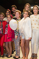 SÃO PAULO,SP,28.03.2015- FASHION WEEKEND KIDS -A ator,Caio Blat durante o desfile da marca Animê.Shopping Cidade Jardim,região sul da cidade de São Paulo na tarde desse sábado,28.(FOTO:KEVIN DAVID/BRAZIL PHOTO PRESS).