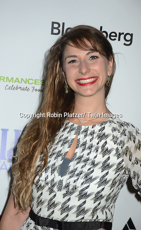 Emily Tisch Sussman attends the 26th Annual Citymeals-on-Wheels Power Lunch for Women on November 16, 2012 at The Plaza Hotel in New York City. The honorees were Paula Zahn and Randi and Dennis Riese.