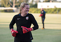 Carson, CA - January 12, 2018: The USWNT trains during their annual January camp in California.