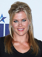 HOLLYWOOD, LOS ANGELES, CA, USA - SEPTEMBER 05: Alison Sweeney arrives at the 4th Biennial Stand Up To Cancer held at Dolby Theatre on September 5, 2014 in Hollywood, Los Angeles, California, United States. (Photo by Xavier Collin/Celebrity Monitor)