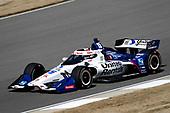 #15: Graham Rahal, Rahal Letterman Lanigan Racing Honda