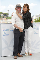 """JUL 10 """"Oranges Sanguines (Bloody Oranges)"""" Photocall - The 74th Annual Cannes Film Festival"""