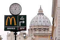 20170116 Mc Donald's a San Pietro