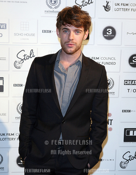 Harry Treadaway arriving at the Independent Film Awards 2009, at The Brewery, London. 06/12/2009  Picture By: Alexandra Glen / Featureflash