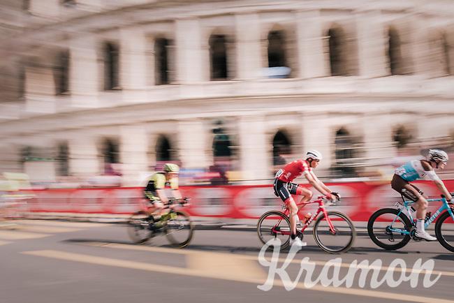 Laurent Didier (LUX/Trek-Segafredo)<br /> <br /> stage 21: Roma - Roma (115km)<br /> 101th Giro d'Italia 2018