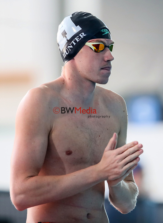 Daniel Hunter. Swimming New Zealand National Short Course Championships, National Aquatic Centre, New Zealand, Saturday 6th October 2018. Photo: Simon Watts/www.bwmedia.co.nz