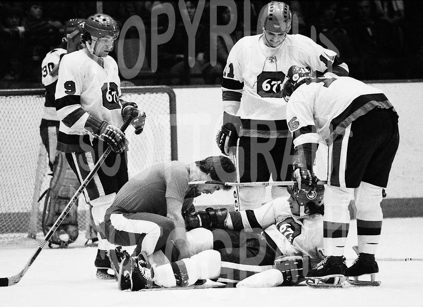 Jim Fox Ottawa 67's. Photo Scott Grant