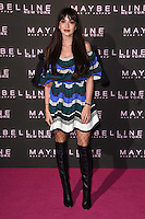Zara Martin<br /> arrives for the Maybelline Bring on the Night party at The Scotch of St James, London<br /> <br /> <br /> ©Ash Knotek  D3231  18/02/2017