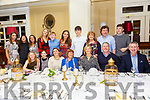 80th Birthday : Joan O'Flynn, Rathpecan, Cork & Listowel celebrating her 80th birthday with family & friends at the Listowel Arm Hotel on Saturday night last.