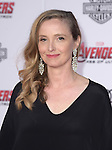 "Julie Delpy attends The World Premiere of Marvel's ""Avengers"" Age of Ultron,"" held at The Dolby Theatre in Hollywood, California on April 13,2015                                                                               © 2014 Hollywood Press Agency"