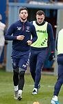 16.01.2020 Rangers training: Matt Polster