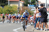 13th September 2020; Lyon, France; Tour De France 2020, Lyon to Grand Colombier Stage 15; Julian Alaphilippe France Deceuninck - Quick - Step