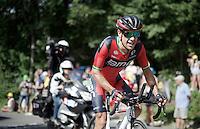 Richie Porte (AUS/BMC)<br /> <br /> Stage 18 (ITT) - Sallanches › Megève (17km)<br /> 103rd Tour de France 2016