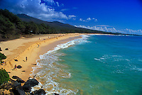 Makena beach, Big beach, Maui