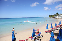 Strandbesuch bei Inselrundfahrt Barbados