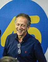 ATENCAO EDITOR IMAGEM EMBARGADA PARA VEICULOS INTERNACIONAIS -  SAO PAULO, SP, 16 OUTUBRO 2012 - O deputado federal Walter Feldman durante encontro com prefeitos eleitos do PSDB no Edificio Joelma na região central da capital paulista, nesta terça-feira, 16. A presensa do candidato a prefeitura Jose Serra era esperada o que não aconteceu. (FOTO:   WILLIAM VOLCOV / BRAZIL PHOTO PRESS).