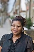 Angela Singhate, Chair of Queen's Park Neighbourhood Forum.