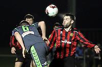 Leinster Senior Cup Malahide United v Bohemian FC