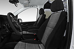 Front seat view of a 2019 Mercedes Benz Metris Base 5 Door Cargo Van front seat car photos