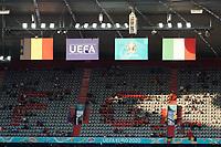 Viertelfinale Belgien vs. Italien in München<br /> - Muenchen 02.07.2021: Italien vs. Belgien, Viertelfinale, Allianz Arena Muenchen, Euro2020, emonline, emspor, Playoffs, Quarterfinals<br /> <br /> Foto: Marc Schueler/Sportpics.de<br /> Nur für journalistische Zwecke. Only for editorial use. (DFL/DFB REGULATIONS PROHIBIT ANY USE OF PHOTOGRAPHS as IMAGE SEQUENCES and/or QUASI-VIDEO)