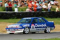 1992 British Touring Car Championship. #14 Thorkild Thyrring (DNK). Team Toyota. Toyota Carina.