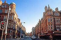 London: Mount St., Mayfair--Late Victorian style.