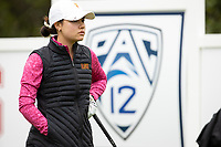 STANFORD, CA - APRIL 25: Ashley Menne at Stanford Golf Course on April 25, 2021 in Stanford, California.