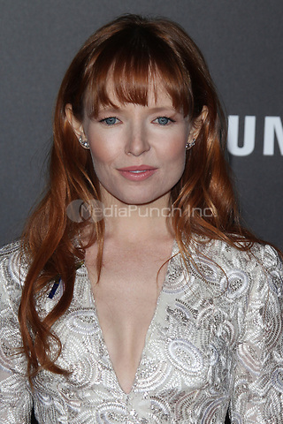 "LOS ANGELES, CA - NOVEMBER 16: Stef Dawson at the Premiere Of ""The Hunger Games: Mockingjay - Part 2"" At Microsoft Theater On November 16, 2015. Credit: mpi21/MediaPunch"