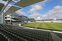 General view of the ground ahead of Warwickshire CCC vs Essex CCC, LV Insurance County Championship Group 1 Cricket at Edgbaston Stadium on 25th April 2021
