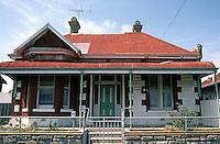 Fremantle: House, No. 85 Ellen St. Photo '82.