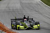 Verizon IndyCar Series<br /> Kohler Grand Prix<br /> Road America, Elkhart Lake, WI USA<br /> Sunday 25 June 2017<br /> Charlie Kimball, Chip Ganassi Racing Teams Honda<br /> World Copyright: Michael L. Levitt<br /> LAT Images