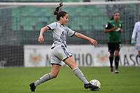 Sarah Madison Solow of Hellas Verona in action during the women Serie A football match between US Sassuolo and Hellas Verona at Enzo Ricci stadium in Sassuolo (Italy), November 15th, 2020. Photo Andrea Staccioli / Insidefoto