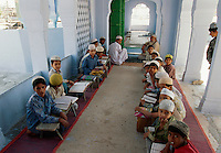 Koranschule in der Moschee, Tonk (Rajasthan), Indien