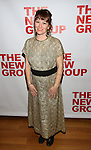 """Erica Schmidt, pregnant, attends the Opening Night of The New Group World Premiere of """"All The Fine Boys"""" at the The Green Fig Urban Eatery on March 1, 2017 in New York City."""