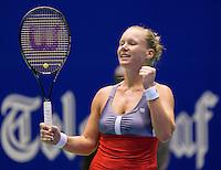 15-12-12, Rotterdam, Tennis Masters 2012, Kiki Bertens  wins the Tennis Masters