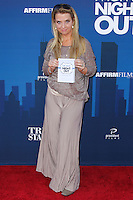 """HOLLYWOOD, LOS ANGELES, CA, USA - APRIL 29: Kerri Pomarolli at the Los Angeles Premiere Of TriStar Pictures' """"Mom's Night Out"""" held at the TCL Chinese Theatre IMAX on April 29, 2014 in Hollywood, Los Angeles, California, United States. (Photo by Xavier Collin/Celebrity Monitor)"""