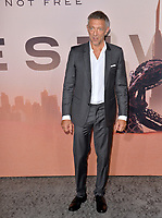 """LOS ANGELES, CA: 05, 2020: Vincent Cassel at the season 3 premiere of HBO's """"Westworld"""" at the TCL Chinese Theatre.<br /> Picture: Paul Smith/Featureflash"""