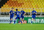Suwon Samsung Bluewings (KOR) vs Ulsan Hyundai FC (KOR) during the AFC Champions League 2018 Round of 16 2nd leg match at Suwon World Cup Stadium on 16 May 2018, in Suwon, South Korea. Photo by Yu Chun Christopher Wong / Power Sport Images