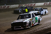 NASCAR Camping World Truck Series<br /> Eldora Dirt Derby<br /> Eldora Speedway, Rossburg, OH USA<br /> Wednesday 19 July 2017<br /> Harrison Burton, Hunt Brothers Pizza Toyota Tundra<br /> World Copyright: Barry Cantrell<br /> LAT Images