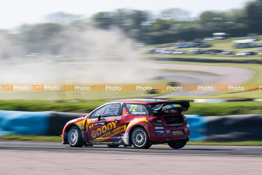 Tristan Ovenden, Citroen DS3, BRX Supercars during the 5 Nations BRX Championship at Lydden Hill Race Circuit on 31st May 2021