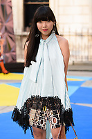Susie Bubble<br /> arriving for the Royal Academy of Arts Summer Exhibition 2018 opening party, London<br /> <br /> ©Ash Knotek  D3406  06/06/2018