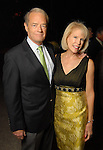 David and Leslye Weaver at the Buffalo Bayou Partnership's annual Ball on the Sabine St. bridge Thursday Nov. 05,2009. (Dave Rossman/For the Chronicle)
