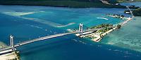 The new Bridge in Palau