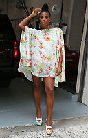 NEW YORK, NY-  SEPTEMBER 13: Gabrielle Union seen at Live With Kelly & Ryan in New York City on September 13, 2021. <br /> CAP/MPI/RW<br /> ©RW/MPI/Capital Pictures