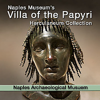 Art of Roman Villa Papyri Herculaneum - Naples National Archaeological Museum - Pictures & Images